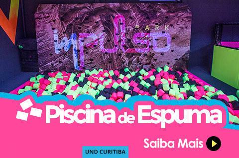 Impulso Park Piscina de Espuma